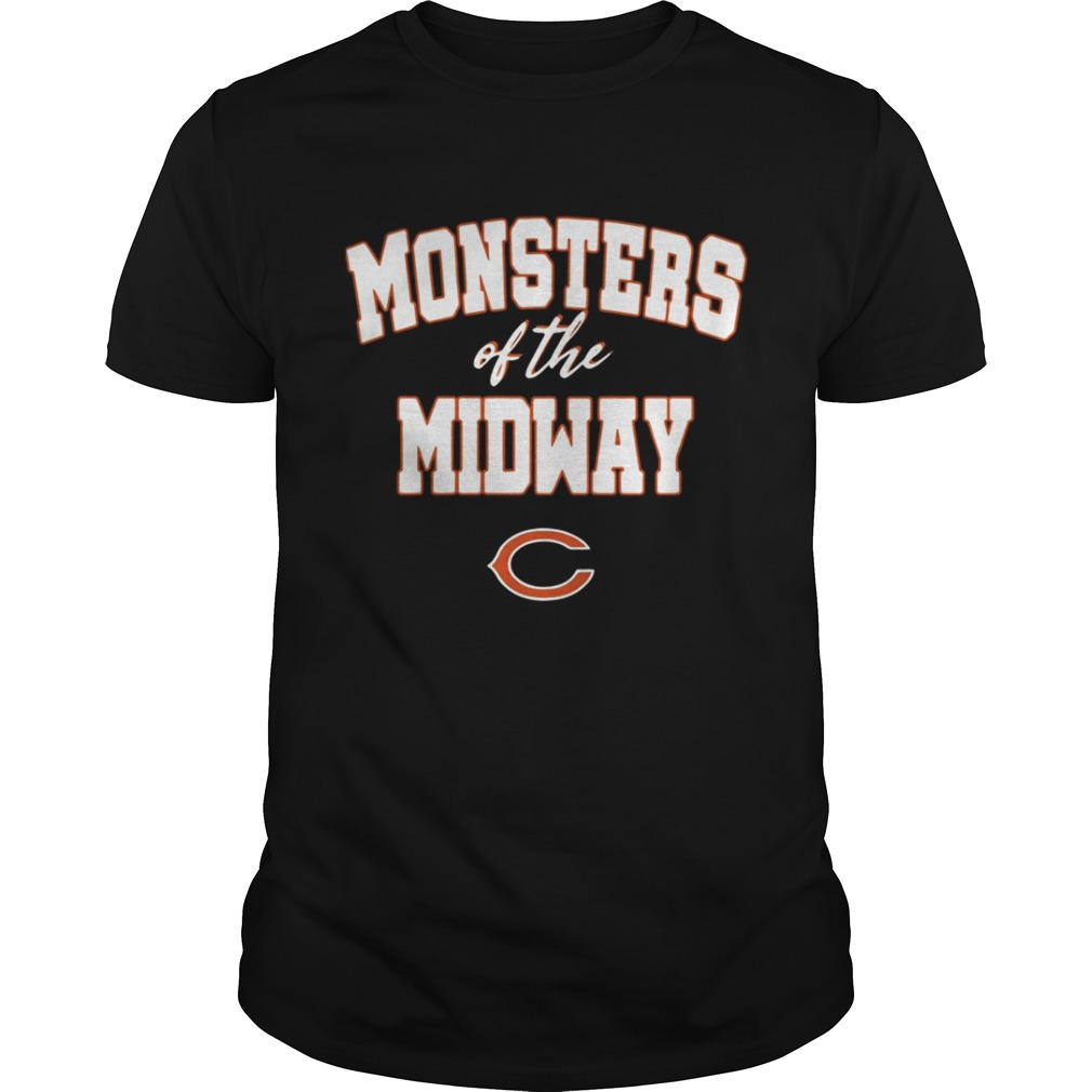 Chicago Bears Monsters Of The Midway Shirt 2018 - beautshirts.com 618561930