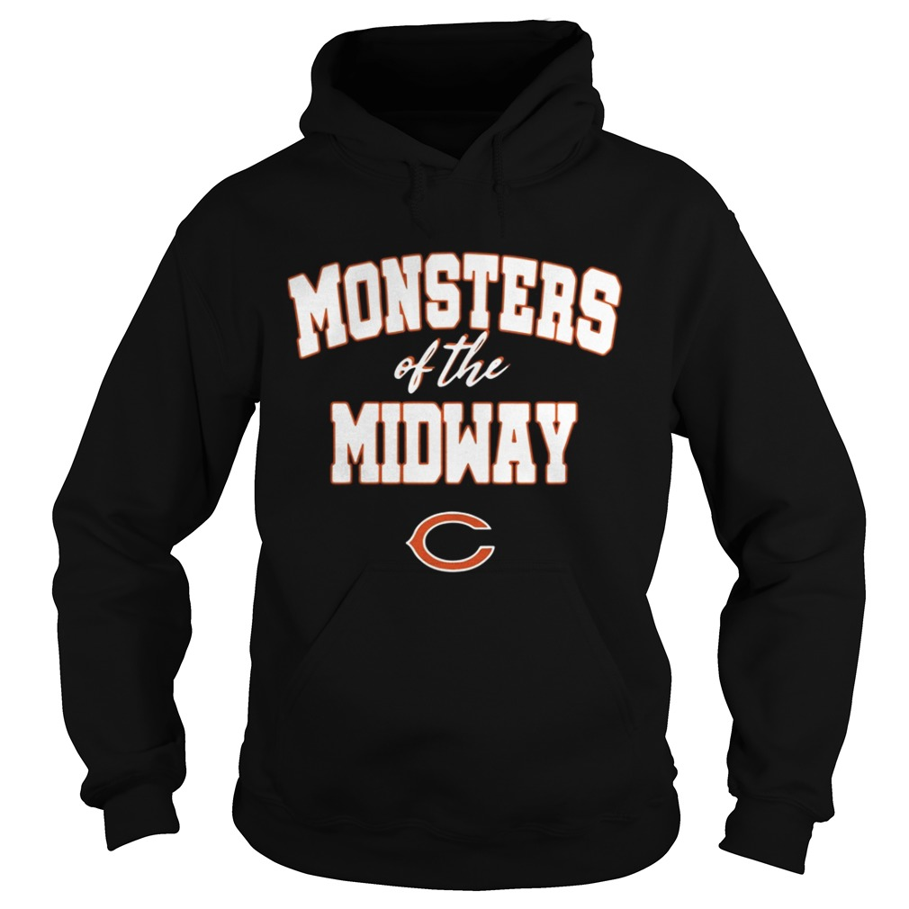 new arrival 0c2e2 b5720 Chicago Bears Monsters Of The Midway Shirt 2018