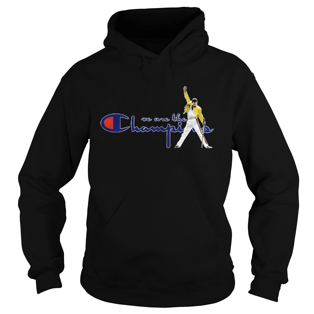 a5463ffe1 Freddie Mercury we are the champions shirt - Online Shoping