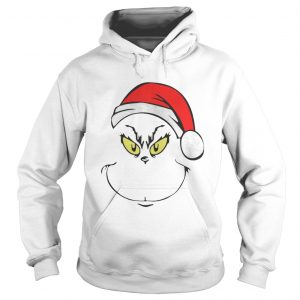 Funny Grinches Face Christmas Costume hoodie Shirt