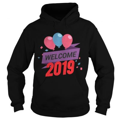 Happy New Year 2019 Tee hoodie Shirt