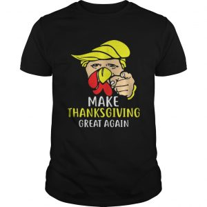 Happy Thanksgiving Daytrumpsgiving Turkey Face guys Shirt