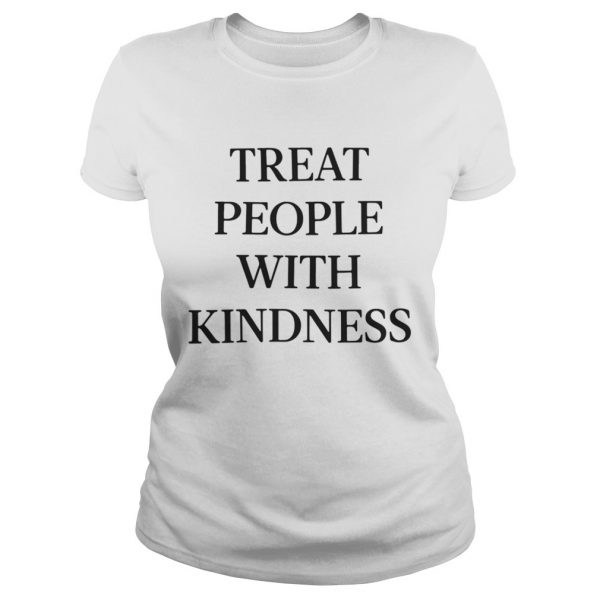 Harry Styles Treat People With Kindness ladies Shirt