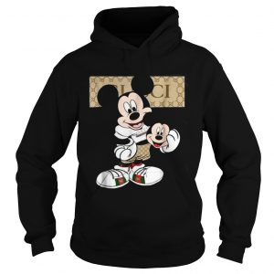 If You Like Gucci With Mickey Mouse hoodie Shirt