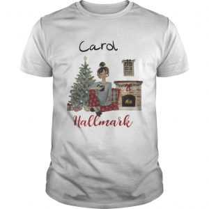 Official Carols This Is My Hallmark Christmas Movie Watching guys Shirt