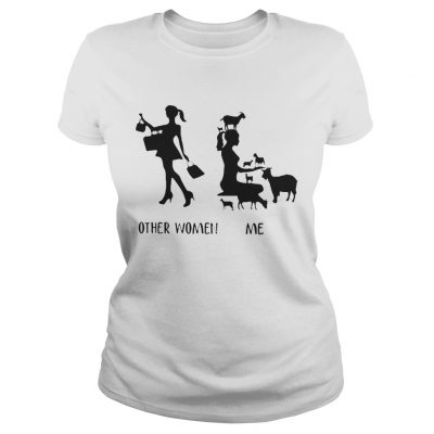 Other woman like shopping me like farm ladies shirt