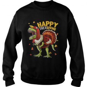 T Rex Dinosaur Turkey thanksgiving ugly sweater