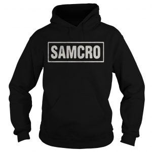 Official Sons of anarchy Samcro hoodie shirt