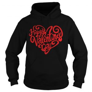 Happy Valentines Day hoodie Shirt