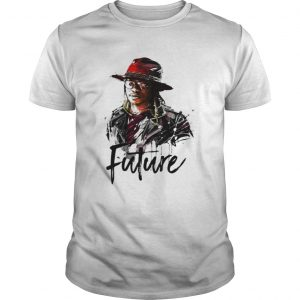 Hendrix Kid Future guys shirt