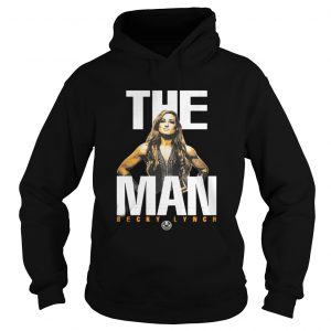 Mineral Wash The Man Becky Lynch hoodie Shirt