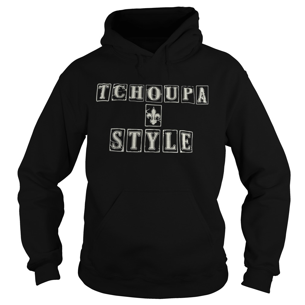 Tchoupa Style Black /& Gold Can Cooler