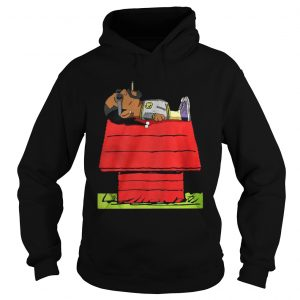 Snoop Dogg located on Woodstock hoodies shirt