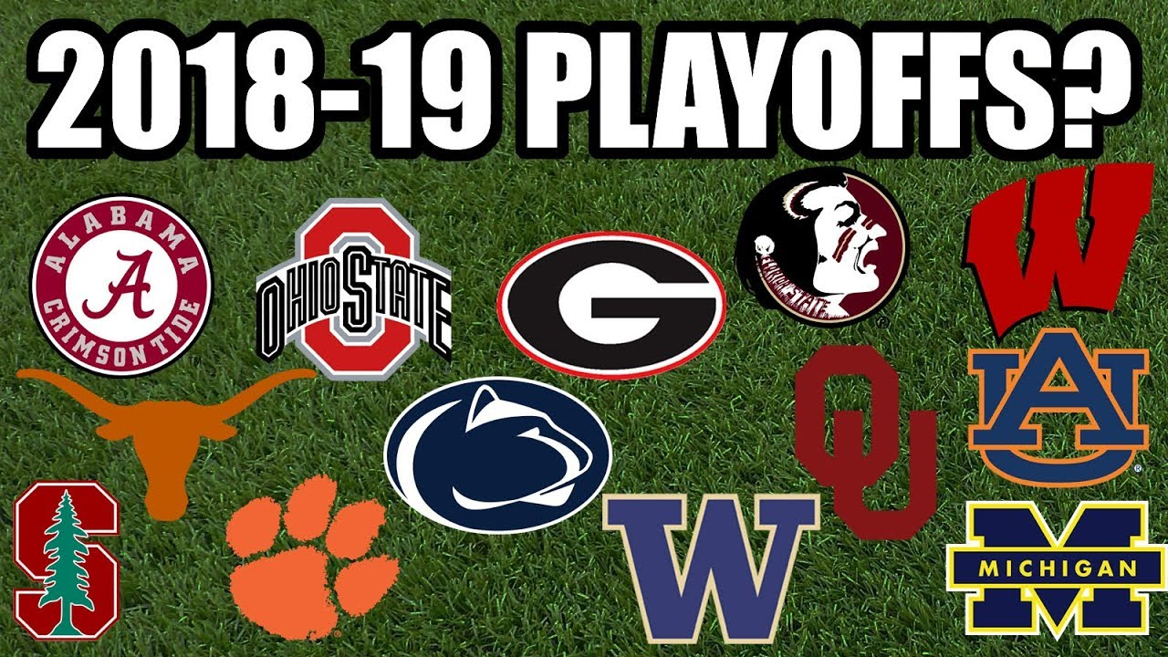 When is the 2018-19 College Football Playoff?