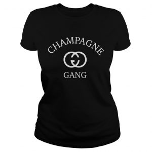 Champagne gang Ladies shirt