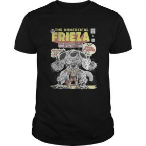 Dragon ball the unmerciful Frieza the greatest villain of all time guy shirt