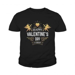 HAPPY VALENTINES DAYValentines Day youth Shirt