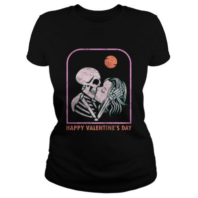 Happy Valentines Day ladie Shirt