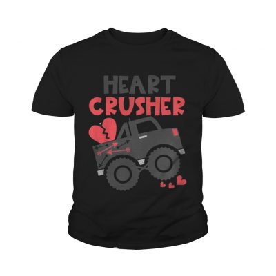 Heart crusher Valentines Day youth SHirt