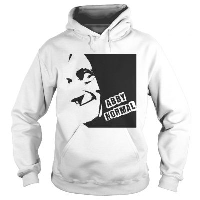 Santa Young Frank Normal Face Abby Normal hoodie shirt