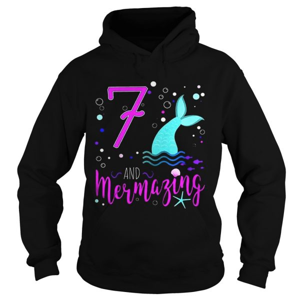 7th And Mermazing hoodie Shirt