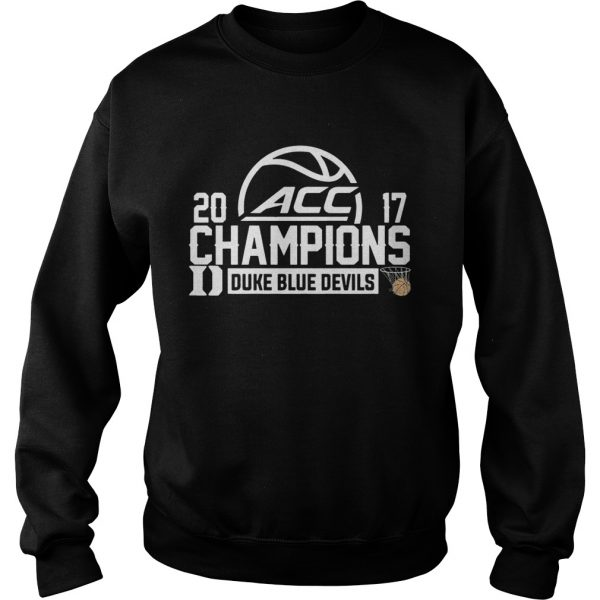 Duke Acc Championship Sweat Shirt