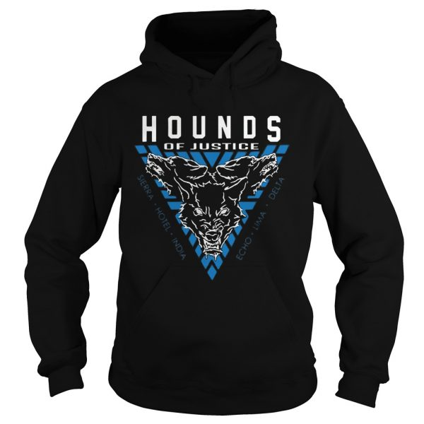 The Shield Hounds of Justice Authentic hoodie shirt