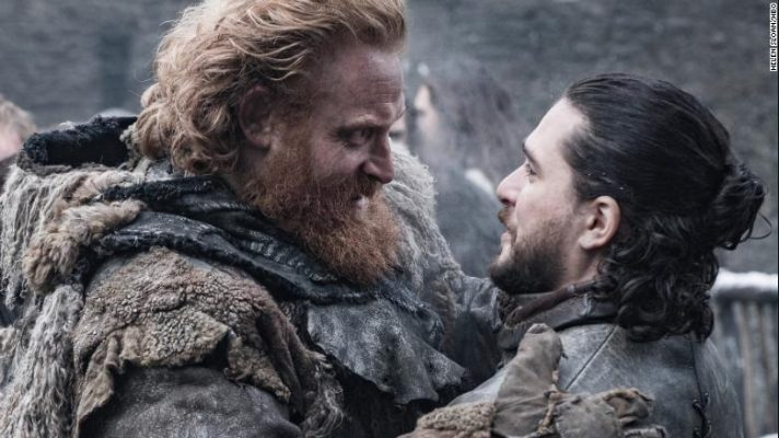 All hail Tormund, the bearded, milk-chugging scene-stealer of 'Game of Thrones'