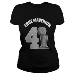 Dallas Mavericks Dirk True Maverick 41211 ladies shirt