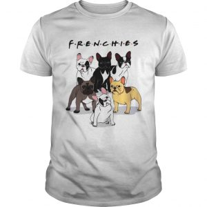 Frenchies Friends TV Show guy shirt