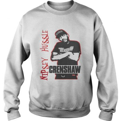 Nipsey hussle crenshaw sweat shirt