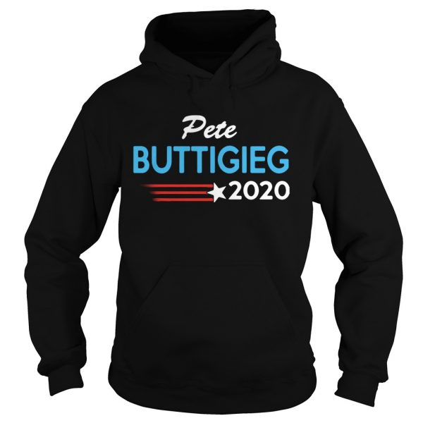Pete Buttigieg for President 2020 hoodie shirt