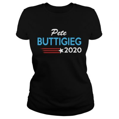 Pete Buttigieg for President 2020 ladies shirt
