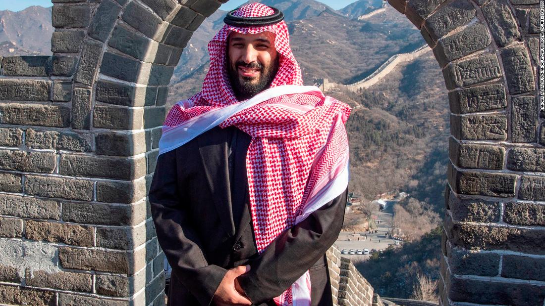 The case of a Saudi prince illustrates a pattern of arbitrary detention