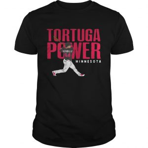 Willians Astudillo La Tortuga Power Minnesota Twins guy shirt