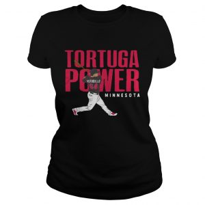Willians Astudillo La Tortuga Power Minnesota Twins ladies shirt