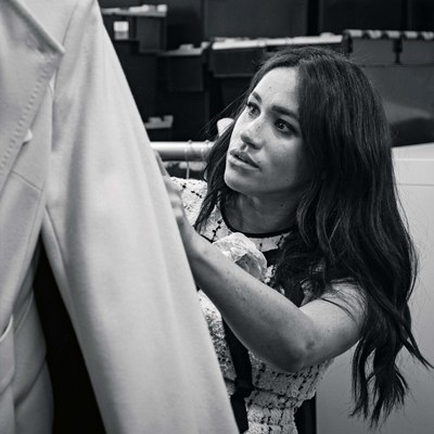 Could a Sustainable Line by Meghan Markle Be the Tipping Point Fashion Needs?