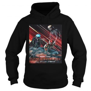 Marvel Studios SpiderMan far from home poster Hoodie