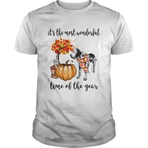 Dalmatian its the most wonderful time of the year shirt