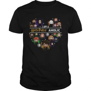 I am a Harry Potter aholic chibi shirt