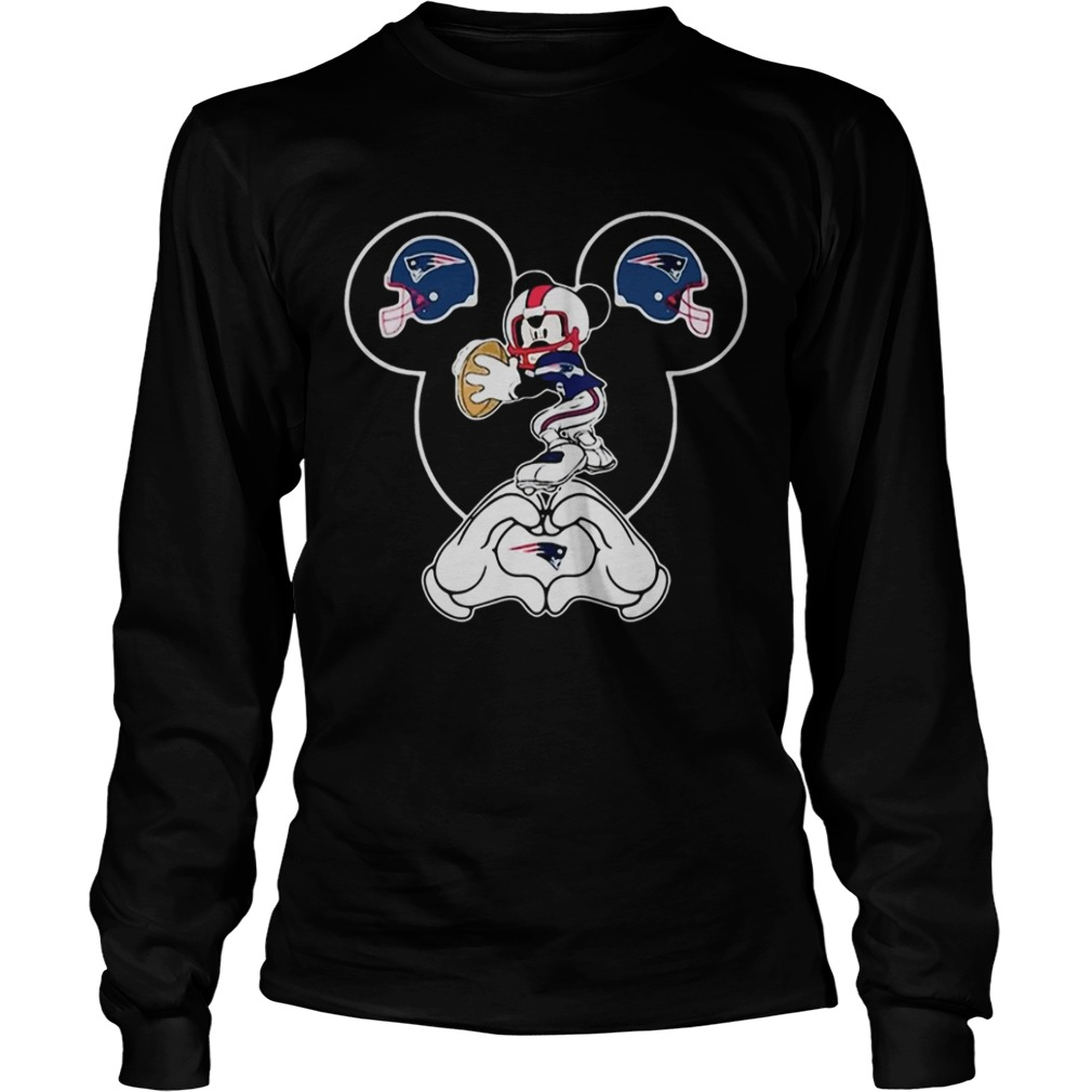 Philadelphia Eagles Mickey mouse LongSleeve