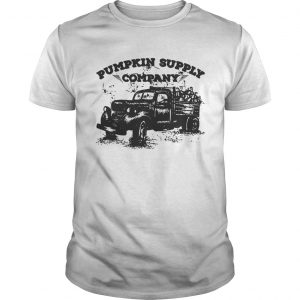 Pumpkin Supply Company Halloween Tshirts