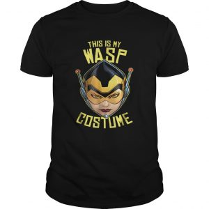 Beautiful Marvel The Wasp Halloween Costume Graphic  Unisex