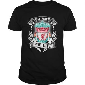 Best friends youll never walk alone Liverpool football club for life  LlMlTED EDlTlON Unisex