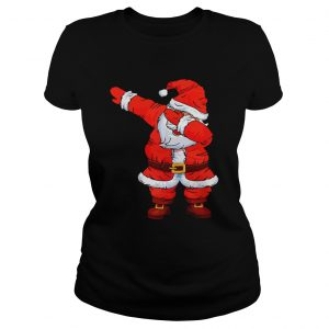Dabbing Santa Christmas Boys Girls Kids Men Women Xmas Gifts TShirt Classic Ladies