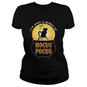 HocusPocus Halloween Its Just A Bunch Of Perfect Gift  Classic Ladies