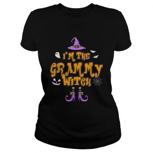 Im The Grammy Witch Group Costume Halloween  Classic Ladies