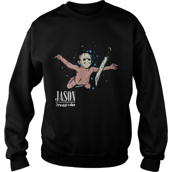 Jason Voorhees crystal lake  Sweatshirt