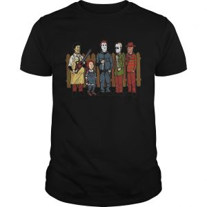 King of the hell Leatherface Chucky Michael Myers Halloween  LlMlTED EDlTlON Unisex