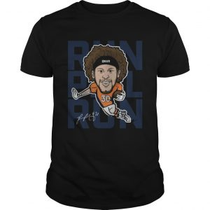 Run Phil Run Shirt Unisex